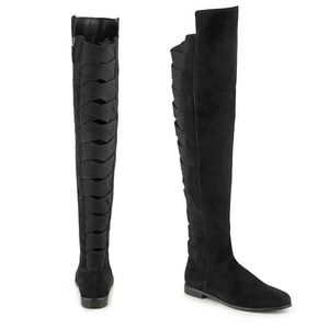 Nine West Eltynn Over-The-Knee Suede Boot